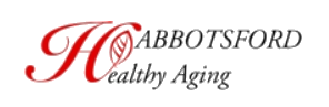 Abbotsford Healthy Aging